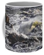 Sea In Turmoil Coffee Mug