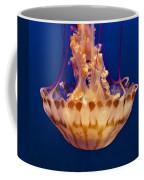 Sea Nettle Jellyfish Coffee Mug