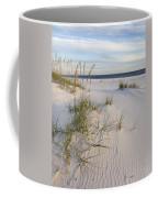 Sea Oats And Blue Sky Coffee Mug