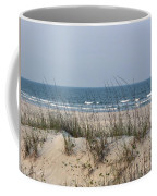 Sea Oats By The Ocean Coffee Mug