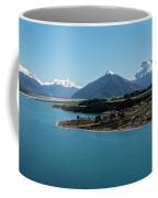 Sea Of Blue Coffee Mug