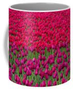 Sea Of Tulips Coffee Mug