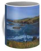 Sea Ranch In Spring Coffee Mug