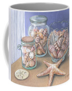 Sea Shell Collection Coffee Mug
