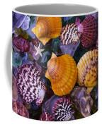Sea Shells And Sea Glass Coffee Mug