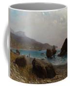Sea Shore Crimea Coffee Mug