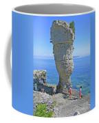 Sea Stack Perspective Coffee Mug
