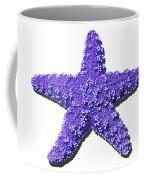 Sea Star Purple .png Coffee Mug