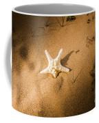 Sea Star Scene Coffee Mug