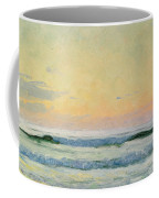 Sea Study Coffee Mug by AS Stokes
