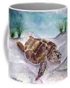 Sea Turtle 2 Coffee Mug