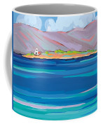 Sea View Galaxidhi Coffee Mug