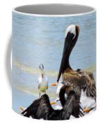 Seafaring Trio Coffee Mug