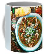 Seafood Gumbo Coffee Mug