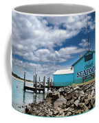 Seafood On The River  Coffee Mug