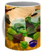 Seaglass Reflections Coffee Mug