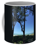 Seagrapes And Pines Coffee Mug