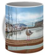 Seagull At Pier 39 Coffee Mug