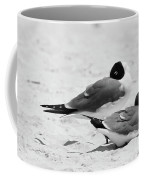 Seagull Nap Time Coffee Mug