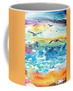 Seagull Seas Coffee Mug