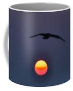 Seagull Sun Coffee Mug by Bill Cannon
