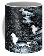 Seagull Trio Coffee Mug