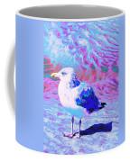 Cool And Colorful Gull Coffee Mug