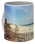 Seagulls Beach Coffee Mug
