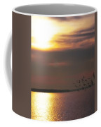 Seagulls On The Chesapeake Coffee Mug