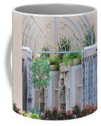Seahorse Fountian Coffee Mug