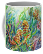 Seahorses Three Coffee Mug