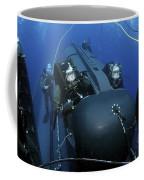 Seal Delivery Vehicle Team Members Coffee Mug