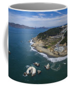 Seal Rocks At The Cliff House Coffee Mug