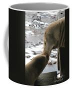 Sealed With A Kiss Coffee Mug