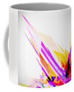 Seamless Honeycomb Pattern Coffee Mug