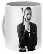 Sean Connery (1930-) Coffee Mug