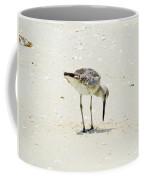 Searching Plover Coffee Mug