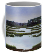 Searching Savannah Marsh By Marilyn Nolan- Johnson Coffee Mug