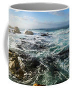 Seas Of The Wild West Coast Of Tasmania Coffee Mug