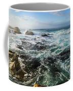 Seas Of The Wild West Coast Of Tasmania Coffee Mug