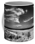 Seascape In Black And White Coffee Mug