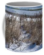 Seascape In Winter Coffee Mug