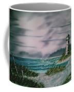 Seascape Lighthouse Coffee Mug