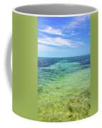 Seascape - The Colors Of Key West Coffee Mug