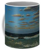 Seascape With Tearns Coffee Mug