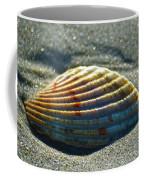 Seashell After The Wave Coffee Mug
