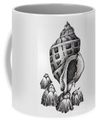 Seashell And Barnacles Coffee Mug