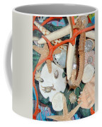 Seashell Crazy Coffee Mug