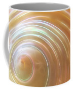 Seashell Sandy Fantasy Coffee Mug