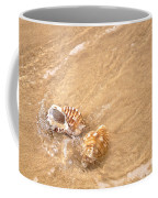 Seashell Turbulence Coffee Mug